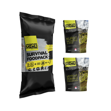 Adventure Menu Survival Food Pack - menu III