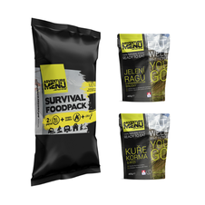 Adventure Menu Survival Food Pack - menu IV