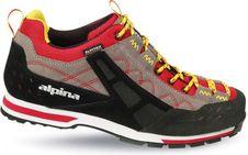 Turistická obuv Alpina Royal - Red