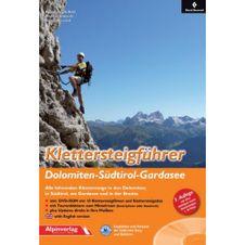 Alpinverlag Klettersteigführer Dolomiten - Südtirol - Gardasee