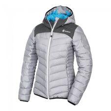 Husky kabát Flory-light gray