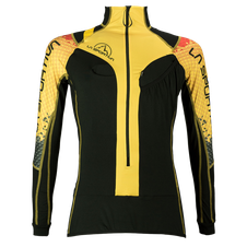 La Sportiva Syborg Racing Jacket - black/yellow