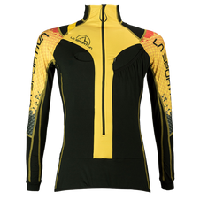 La Sportiva Syborg Racing Jacket - black/yellow