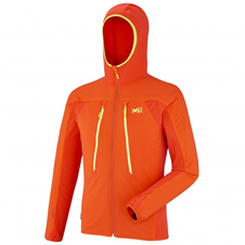 Millet Touring Alpha Compo hoodie
