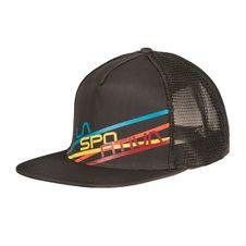 La Sportiva Trucker Hat Stripe 2.0 - carbon