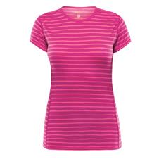 Női t-shirt-rózsaszín szellő Devold