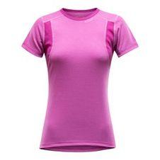 Devold Hiking Woman T-Shirt - Anemone