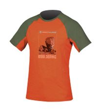 Directalpine Orco - orange/slate