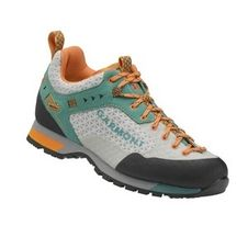 Garmont Dragontail N.AIR.G wms GTX - light grey/teal green