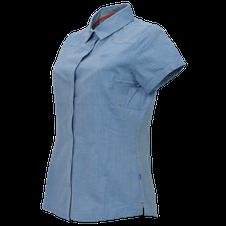 Husky Dámska košeľa Gvel modrá