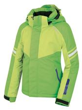 Husky Detská lyžiarska bunda Lory zelená