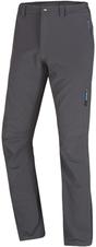 Husky Pánske outdoor nohavice Keavy tm. šedá