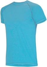 Husky Pánske termo tričko - celoročné CB short sleeve M - modrá modrá