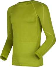 Husky Pánske termo tričko - jar, leto DB long sleeve M zelená