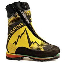 La Sportiva 11 ABY Batura EVO - Black/Yellow