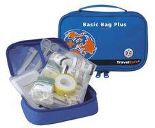 TravelSafe Basic első támogatás Kit táska plusz