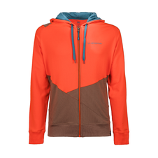La Sportiva Rocklands Hoody - tangerine/falcon