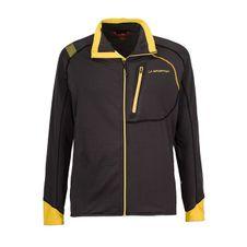 La Sportiva Shamal Jacket - black/yellow