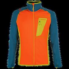 La Sportiva Voyager 2.0 Jacket Men - lava/ocean