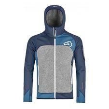 Ortovox Fleece Plus Hoody - night blue