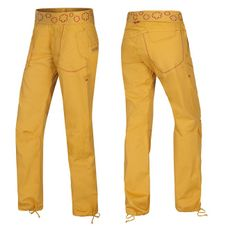 Ocun PANTERA PANTS women - Golden yellow