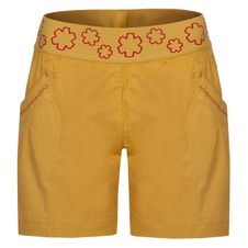 Ocun PANTERA SHORTS women - Golden yellow