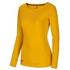 Ocún Trinity-női sárga póló