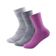 Devold Daily Medium Woman Sock 3PK