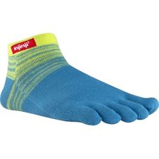 Injinji Sport Original Weight Micro - Neon Yellow/Aqua
