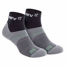 Inov-8 All Terrain Sock Mid - black/grey