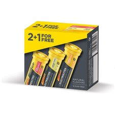 Powerbar 5 Electrolytes 10 tabliet - Mix 2+1 Gratis