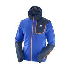 Salomon Bonatti Pro WP JKT M - surf the way/dress blue