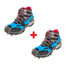 Set 1+1 Climbing Technology Ice Traction Plus