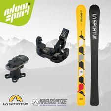 Set La Sportiva Syborg Ski + Kreuzspitze SCTTT