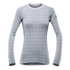 Devold Alnes Woman Shirt - grey