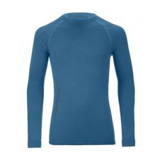 Ortovox Merino Competition Long Sleeve - blue sea