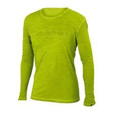 Karpos Falchi LS T-shirt - acid lime