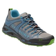 Garmont 9.81 Speed III - anthracite/blue