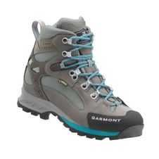 Garmont Rambler GTX WMN - warm grey/aqua blue