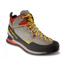 La Sportiva Boulder X Mid GTX - grey/red