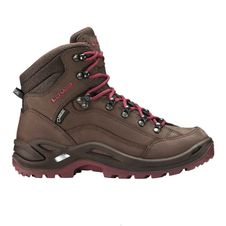 Lowa Renegade GTX Mid Lady - berry