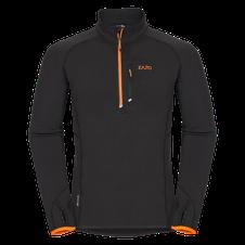 Zajo Arlberg Pull - čierna