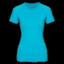 Zajo Elsa Merino W Tshirt SS - modrá