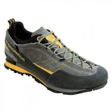 Gyalogos csizma La Sportiva Boulder X-szürke/sárga