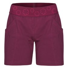 Ocun PANTERA SHORTS women - Beet red