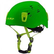 Horolezecká prilba Camp Titan - zelená