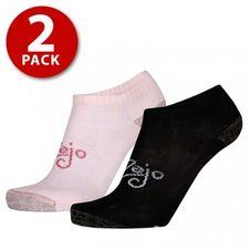 Ponožky Zajo Active Socks Lady Low - čierna