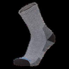Ponožky Zajo Mountain Socks Midweight Neo - sivá